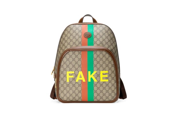 GUCCI FAKE NOT COLLECTION