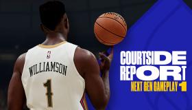 NBA 2K21 Next Gen Courtside Report