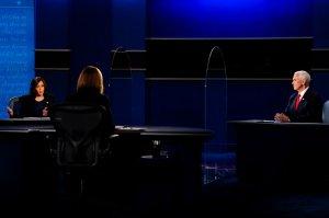 2020 Vice Presidential Debate in Salt Lake City
