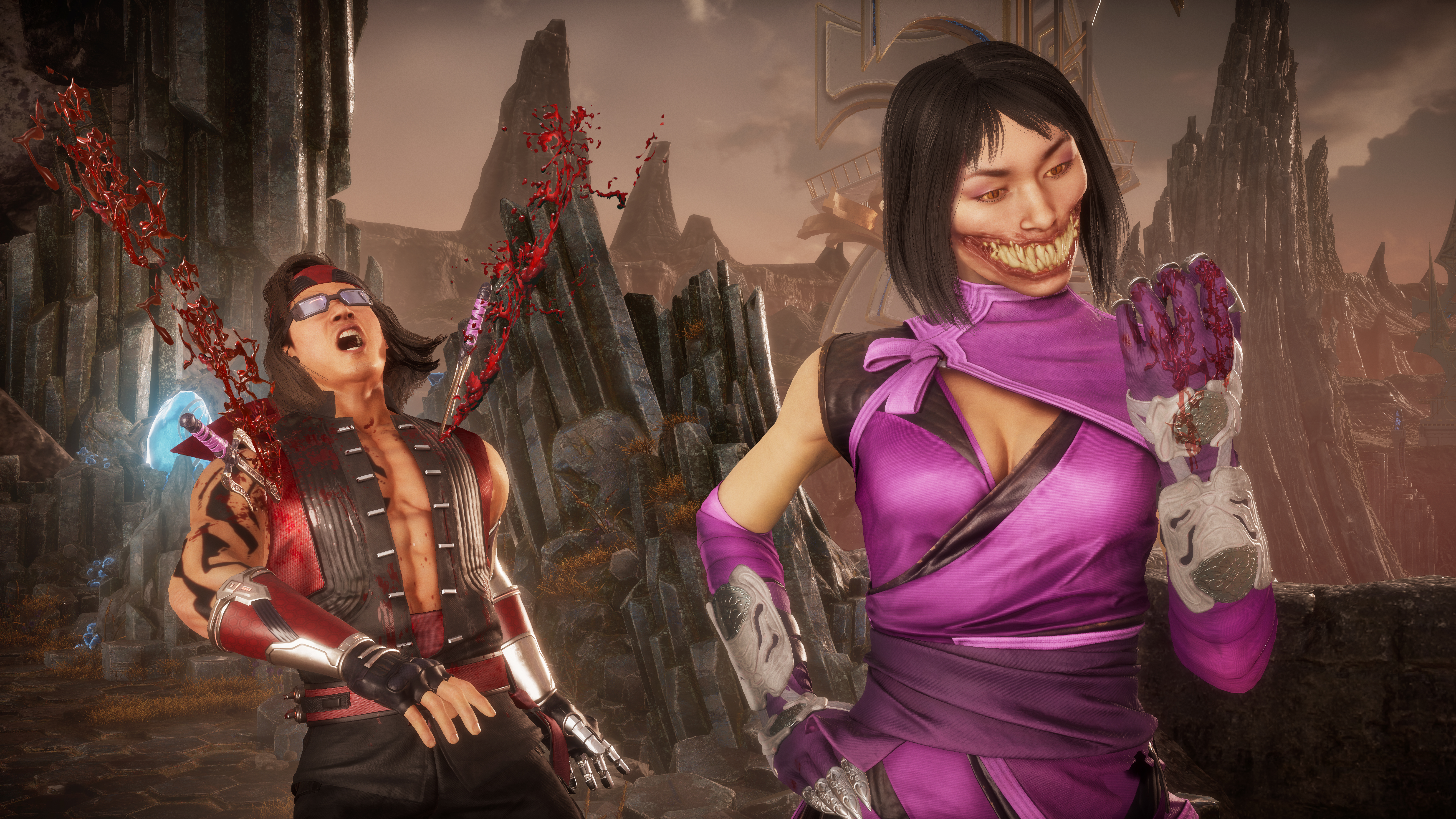 Mileena Takes A Bite Out Of The Competition In 'MK 11 Ultimate' Trailer