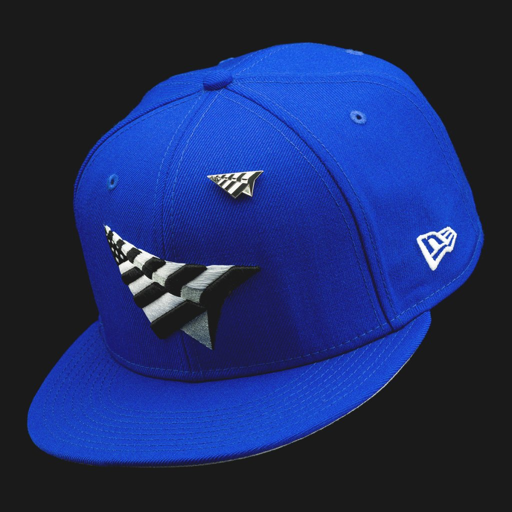 PAPER PLANES X LIDS FITTED HAT