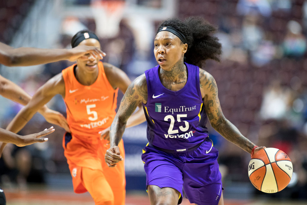 Former WNBA Star Cappie Pondexter Was In Police Custody, Not Missing