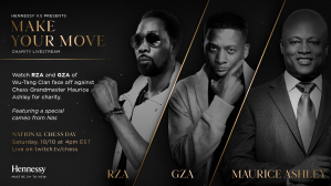 Hennessy Presents: Make Your Move