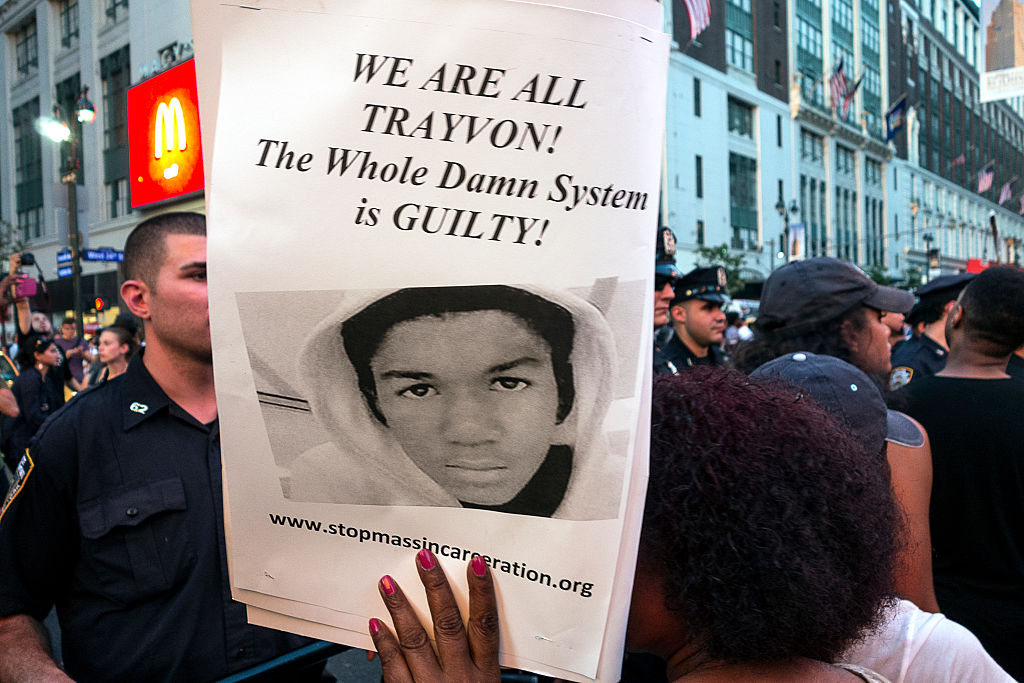 A Street In Miami Will Be Renamed After Trayvon Martin