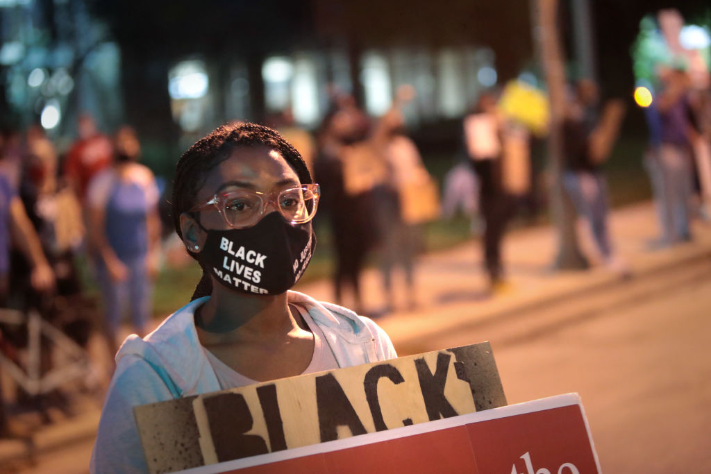 Protests Continue Over Death Of Alvin Cole By Police In Wauwatosa, WI