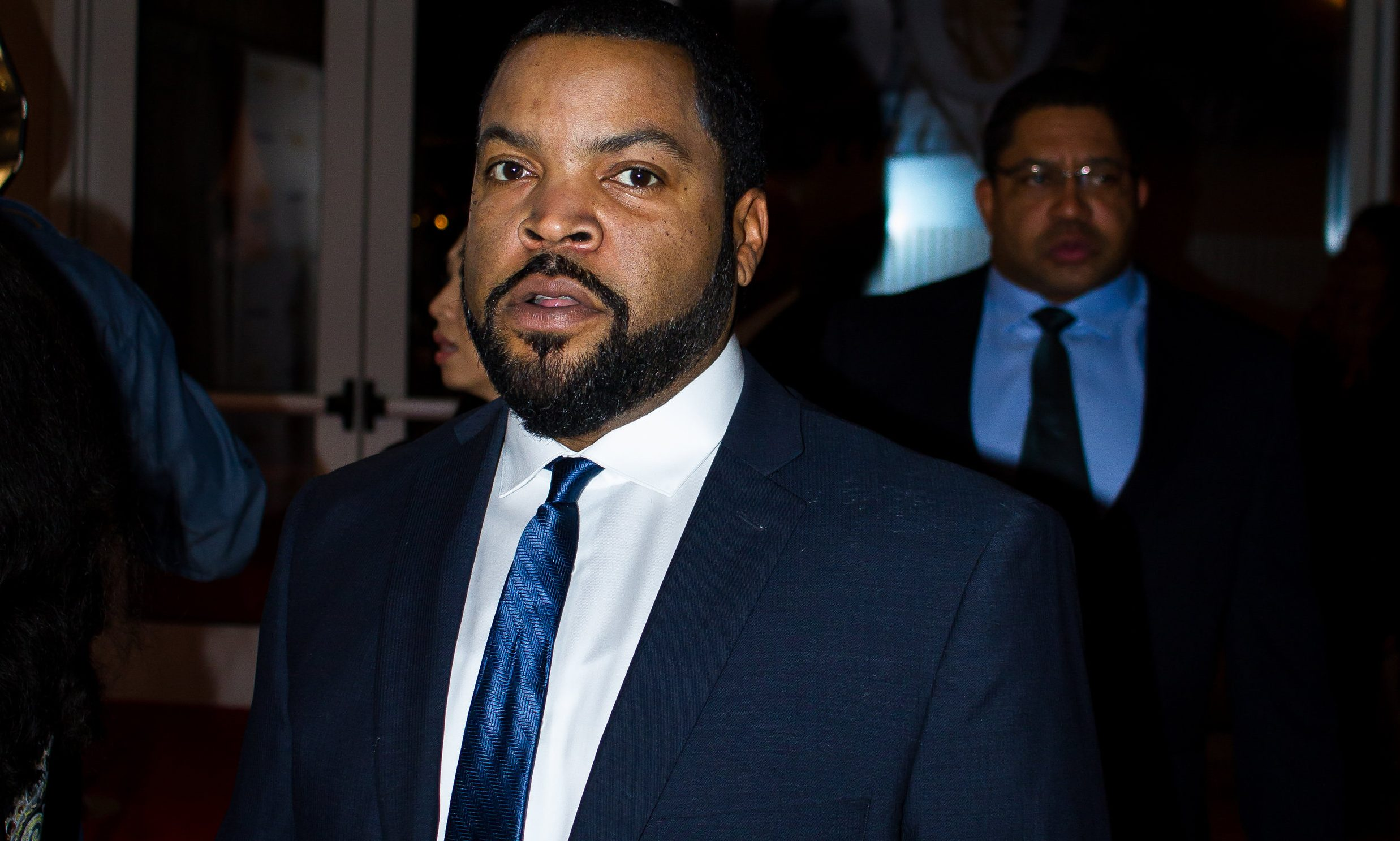 Ice Cube Explains Why He Passed On A Zoom Call With Kamala Harris