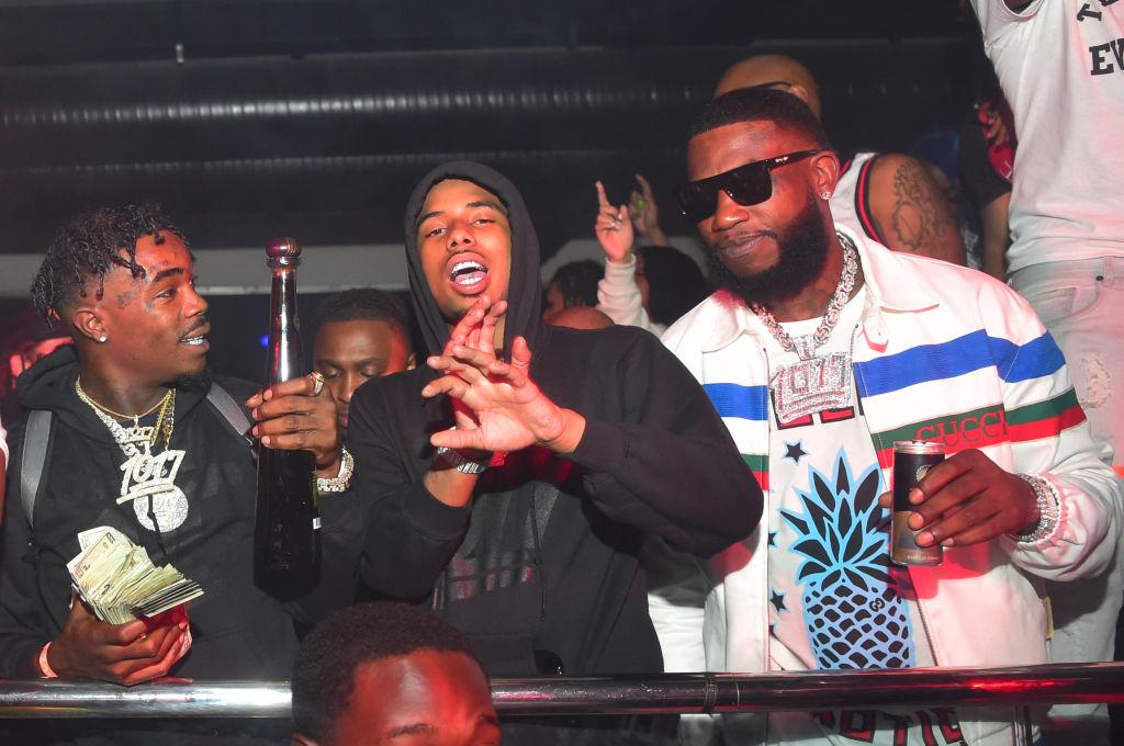 Gucci Mane Hosts Republic