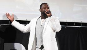 "STARZ & Curtis ""50 Cent"" Jackson Present ""POWER BOOK II: GHOST"" Hamptons Premiere Event"