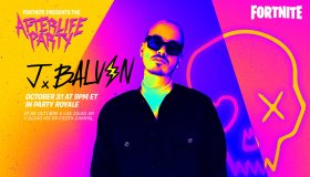 Halloween Concert/FORTNITE'S AFTERLIFE PARTY FEATURING J BALVIN
