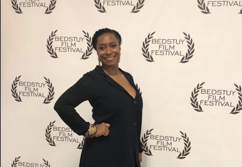 Nickie Robinson, Founder, BedStuy Film Festival