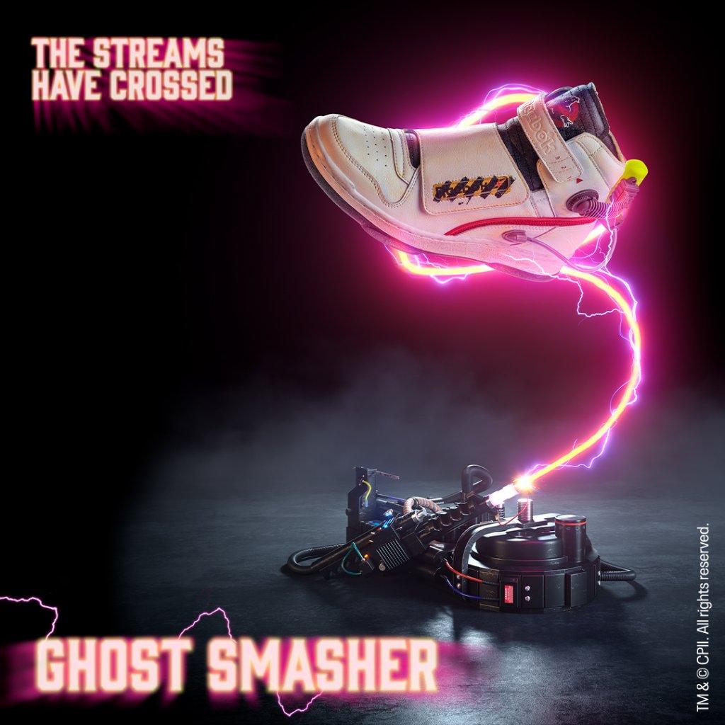 Reebok x Ghostbusters