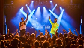 EarthGang Perform In Berlin