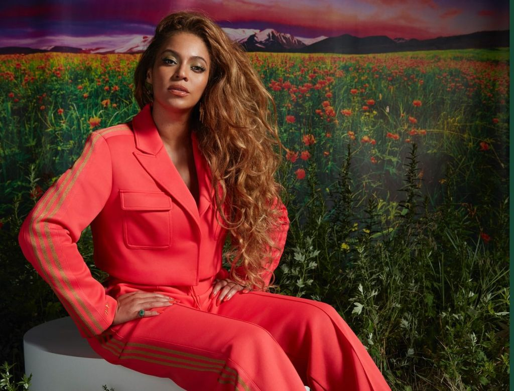 Beyoncé Blesses Celebrities & Fans With New Ivy Park Collection