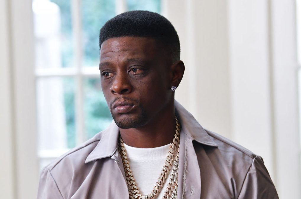 Mike Tyson Puts Boosie Badazz On The Hot Seat For Zaya Wade Comments