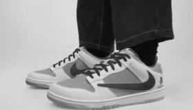 Travis Scott Nike Dunk Low PS5