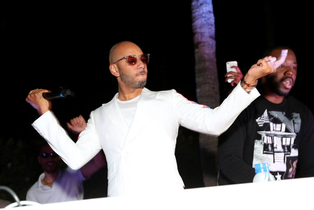 Swizz Beatz Is The First African American To Own A Camel Racing Team