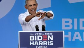 If you bring Florida home this things over. Obama makes surprise Miami Springs stop