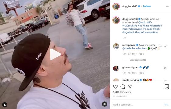 Doggface208 x Wiz Khalifa