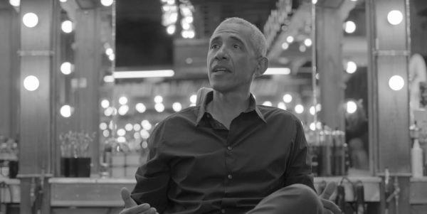 Barack Obama - The Shop: Uninterrupted