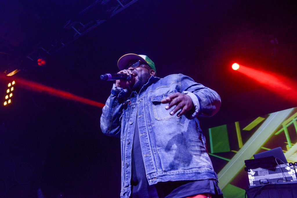 Big Boi in Portland 2019