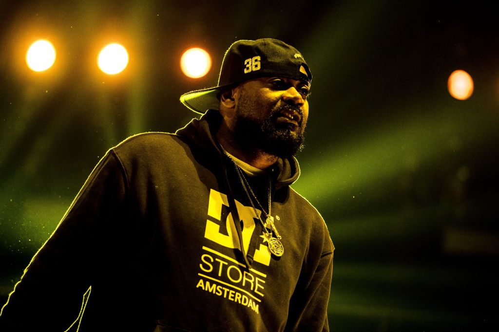 Ghostface Killah Reminisces On Finding MF DOOM's Beat Tape While On Tour