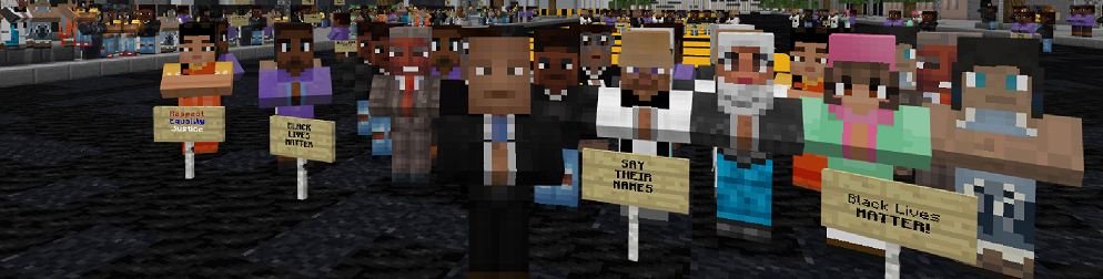 "Minecraft Announces Release Date of First Free ""Good Trouble"" Lesson Featuring the Late Rep. John Lewis"