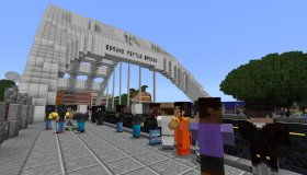 """Minecraft Announces Release Date of First Free """"Good Trouble"""" Lesson Featuring the Late Rep. John Lewis"""