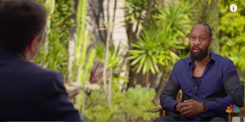 RZA REVEALS LATEST ALBUM IN INTERVIEW WITH MSNBC'S ARI MELBER