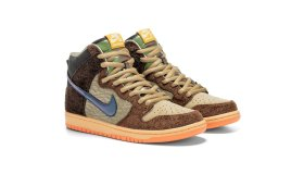 The Concepts x Nike SB Dunk High TurDUNKen