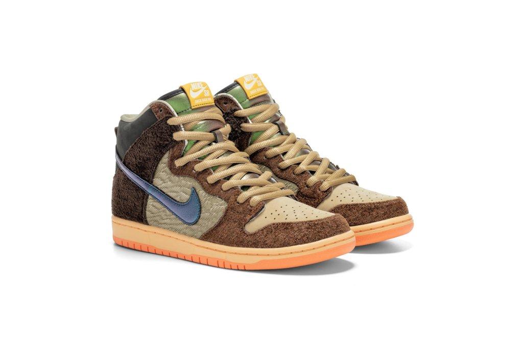 The Concepts x Nike SB Dunk High TurDUNKen