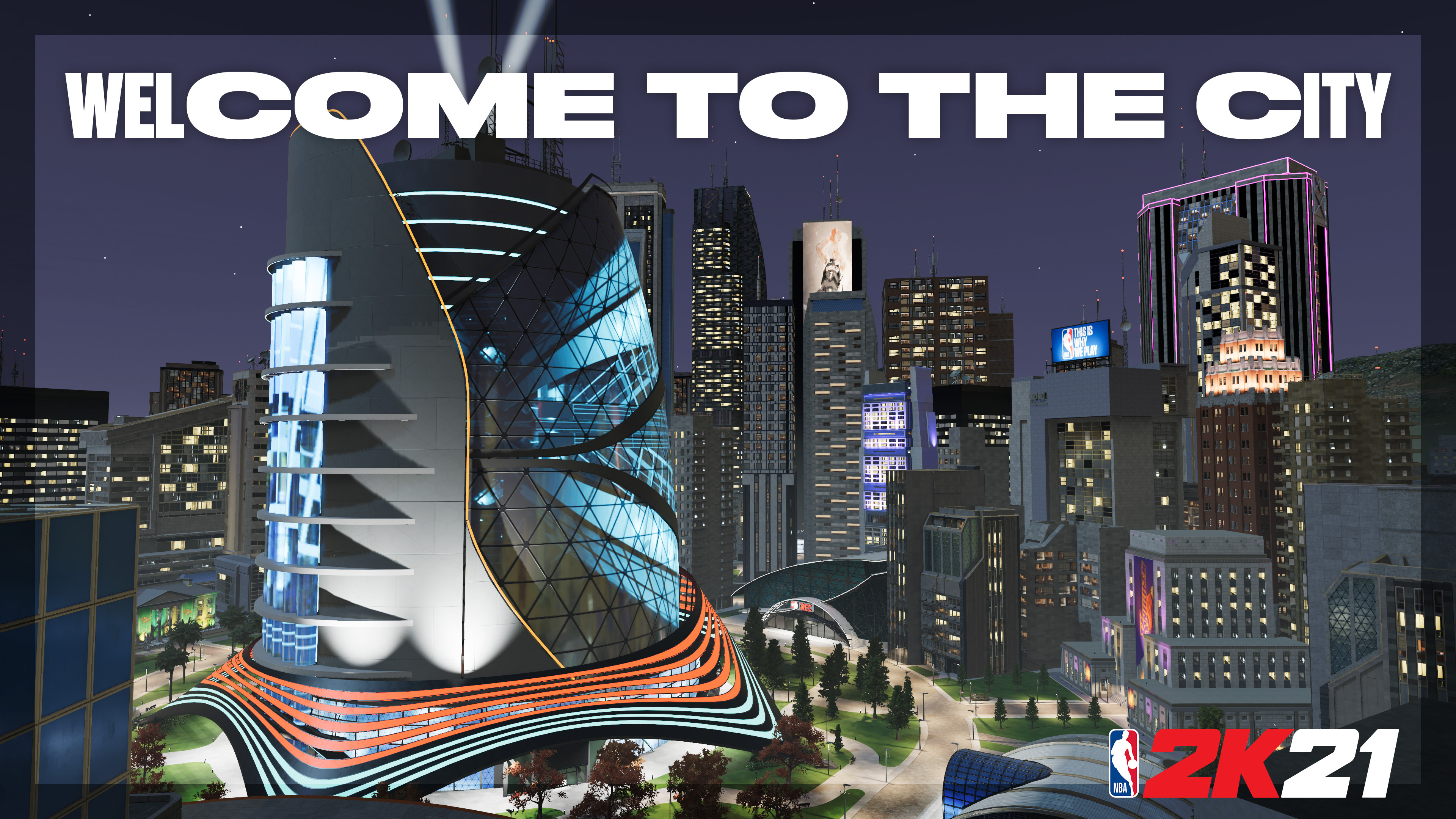 NBA 2K21 Next-Gen The City