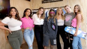 American Eagle And Lil Wayne Celebrate AE x Young Money Collab And Fall '19 Campaign