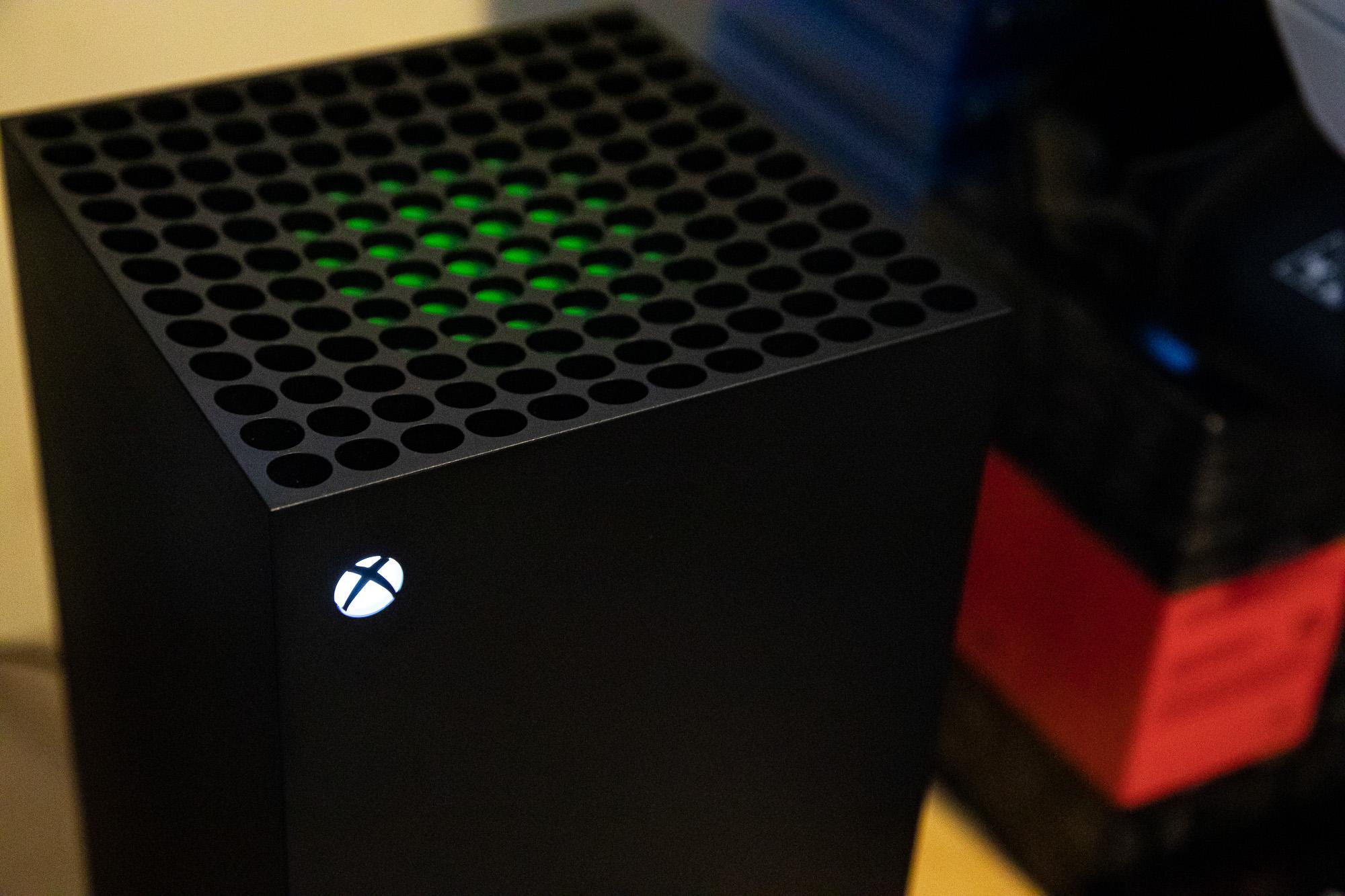 Microsoft Says Xbox Series X Shortage Will Last Until June