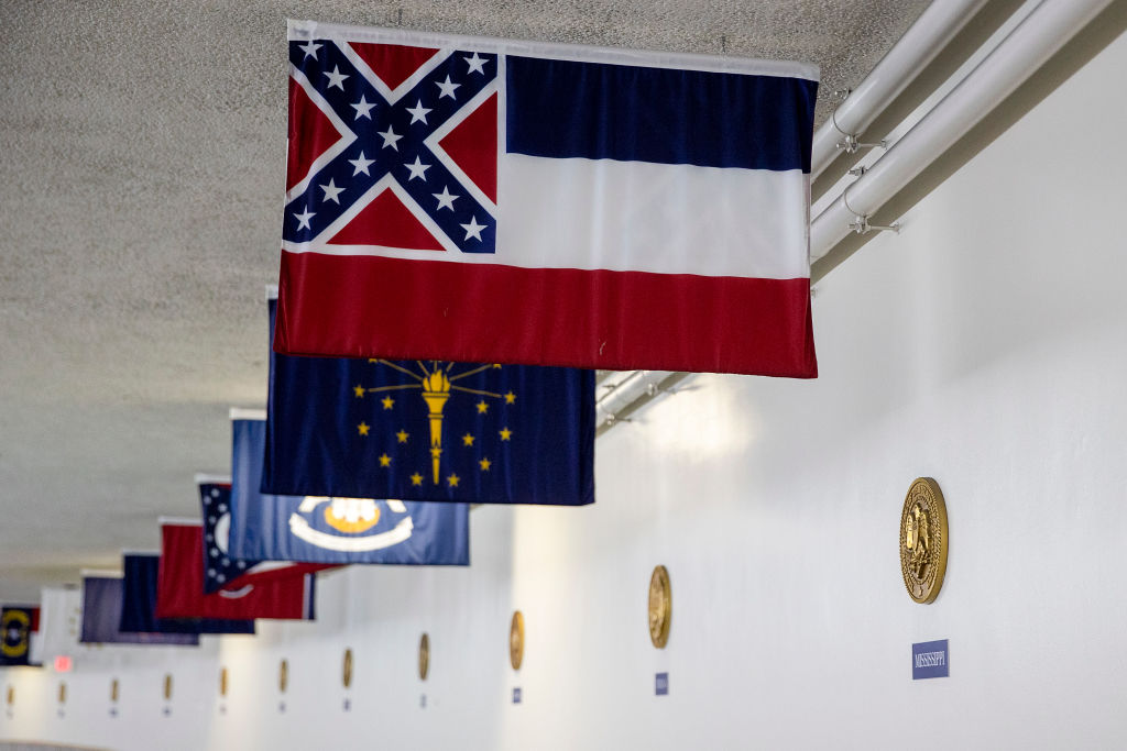 Mississippi Legislature Votes To Remove Confederate Emblem From State Flag