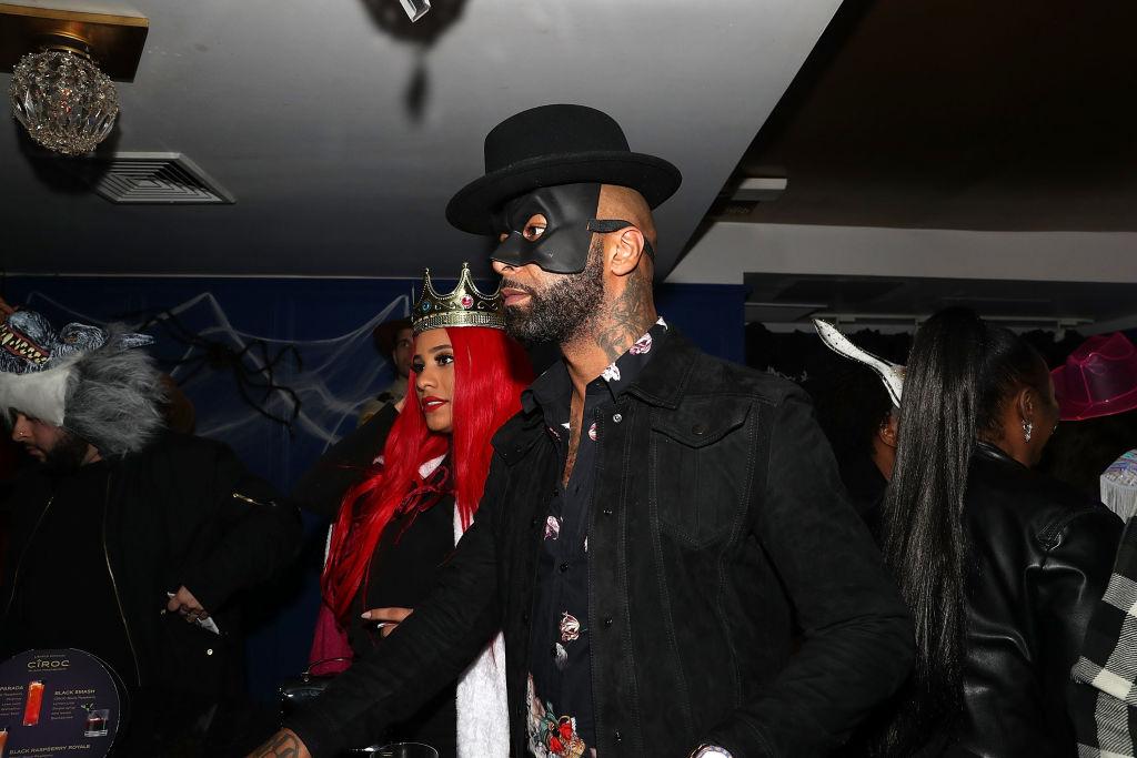 LaLa Anthony & Lenny S Halloween Party
