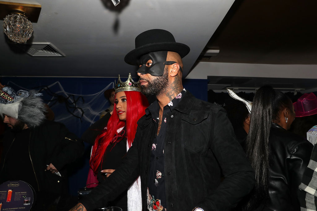 LaLa Anthony & Lenny S Halloween Party