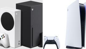 Xbox Series S X & PS5