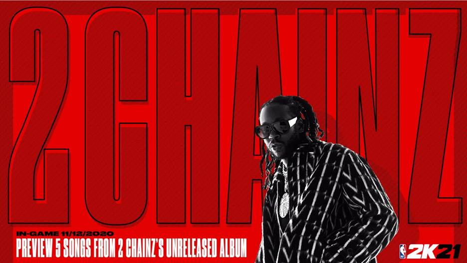 2 Chainz To Preview 5 Songs Off New Album 'So Help Me God' On 'NBA 2K21'