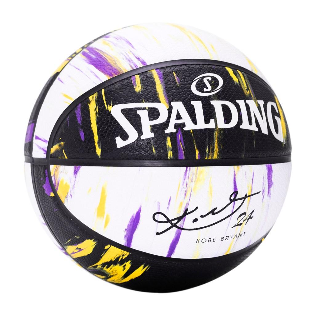 Spalding x Kobe Bryant Marble Series