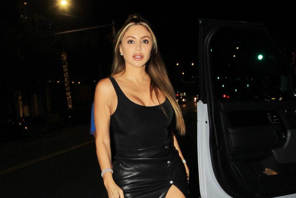 Celebrity Sightings in Los Angeles - October 7, 2020