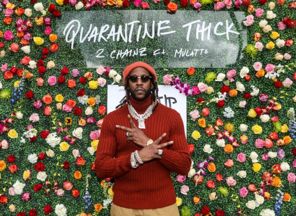 2Chainz Host Quarantine Thick Brunch
