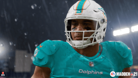 Madden NFL Gen 5 Screen grabs