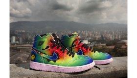 J Balvin x Jordan Brand