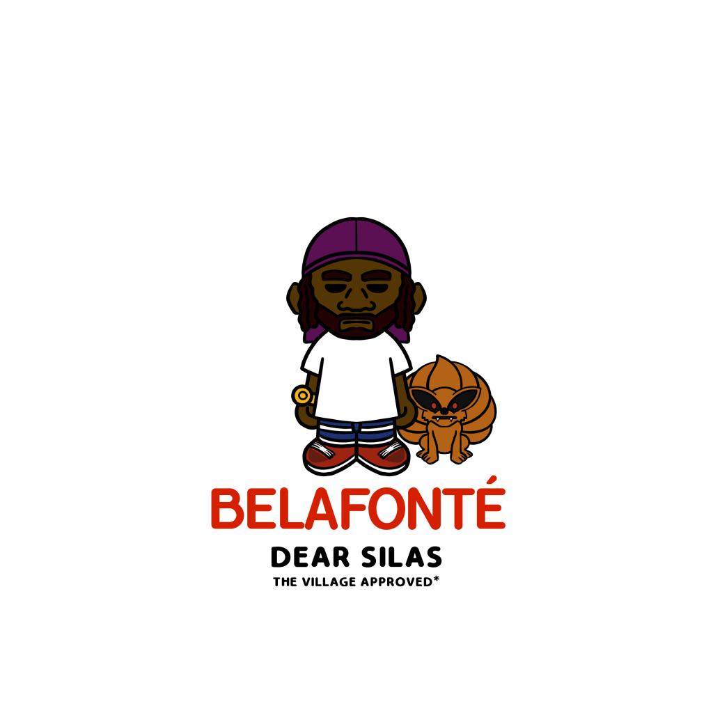 Dear Silas Belafonte artwork
