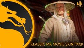 Mortal Kombat 11: Aftermath Original 1995 Film Skin Pack