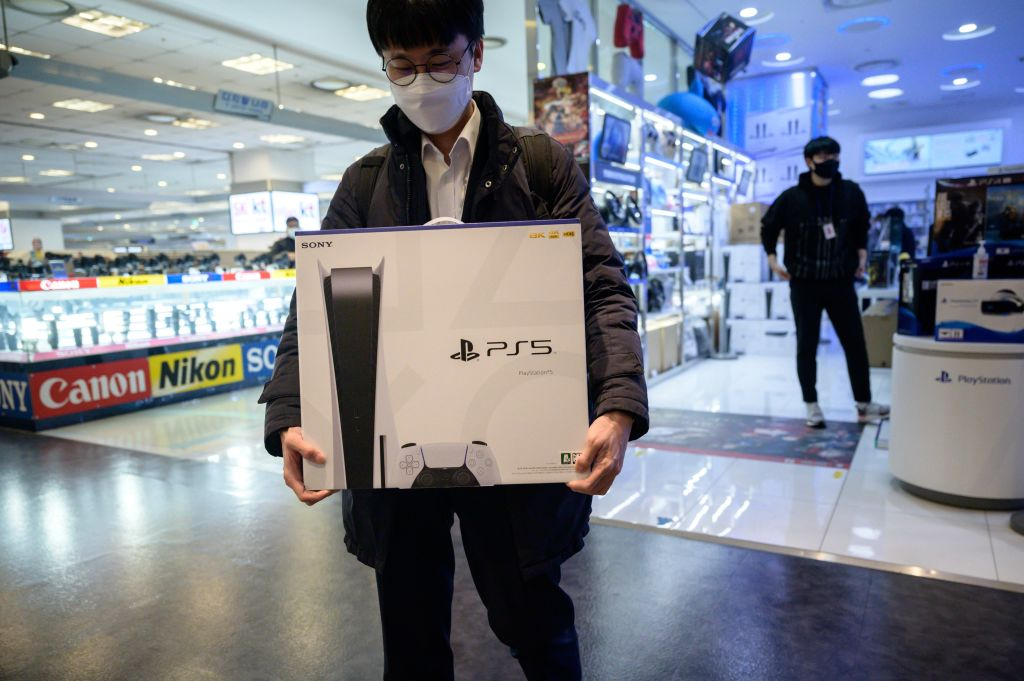 Sony Promises More PS5 Consoles Will Be Available For The Holiday Season