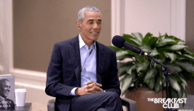 Barack Obama x The Breakfast Club