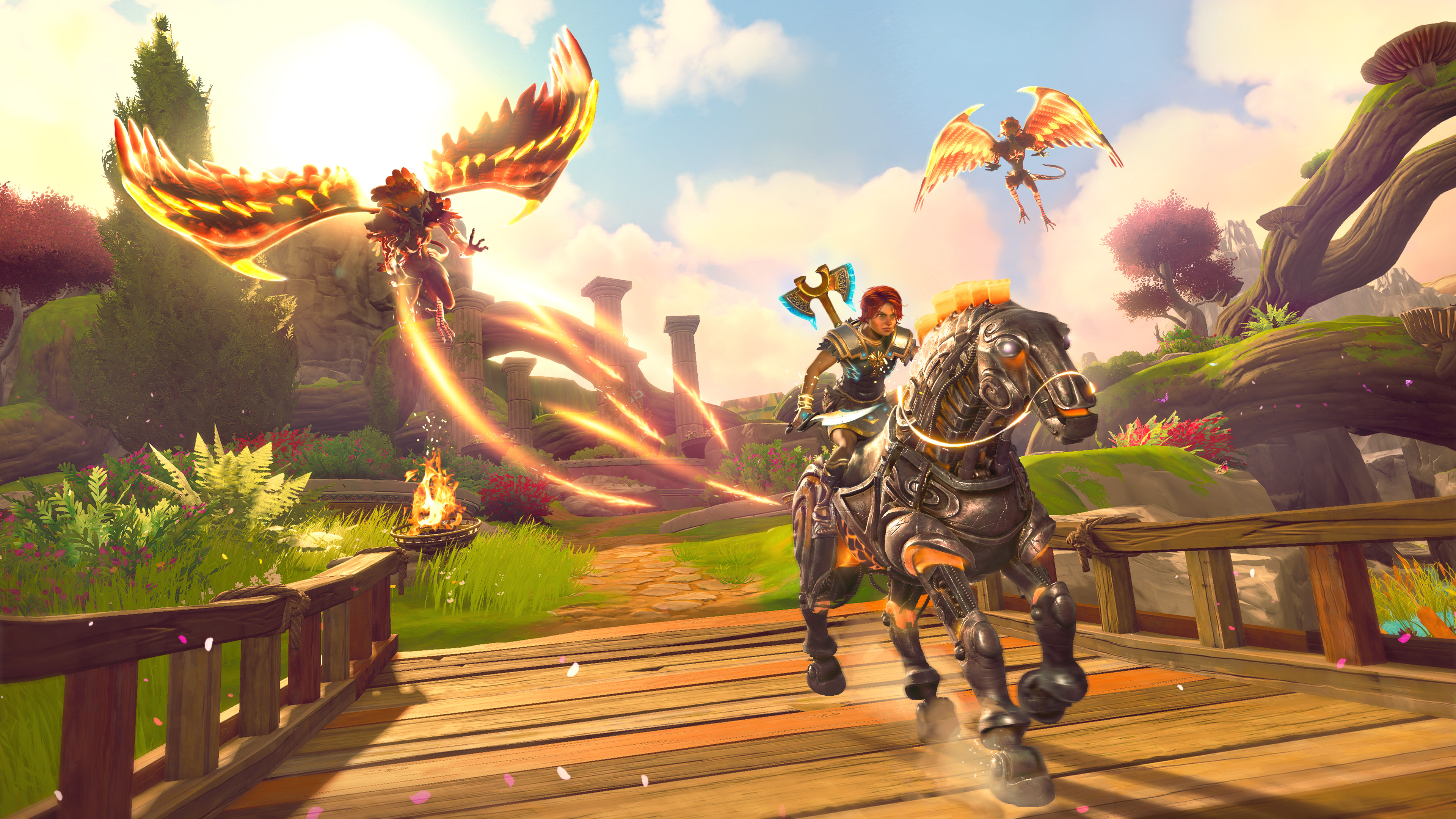 HHw Gaming Review: 'Immortals Fenyx Rising'