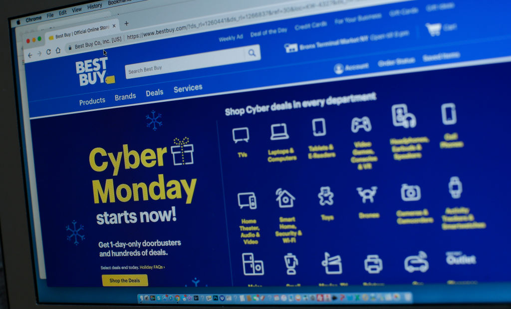 The Best Cyber Monday Deals On Video Games, TVs & More