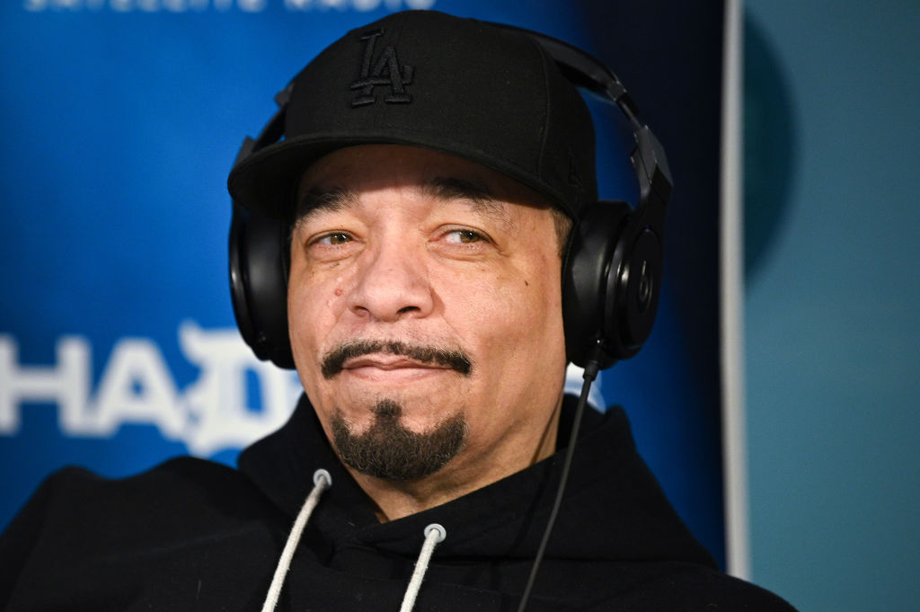 "Ice-T Says His ""No-Masker"" Father-In-Law Now Believes COVID-19 Is Real"
